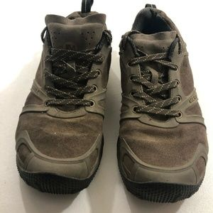 Merrell Hiking Shoes Size 11.5 Brown Low Ankle